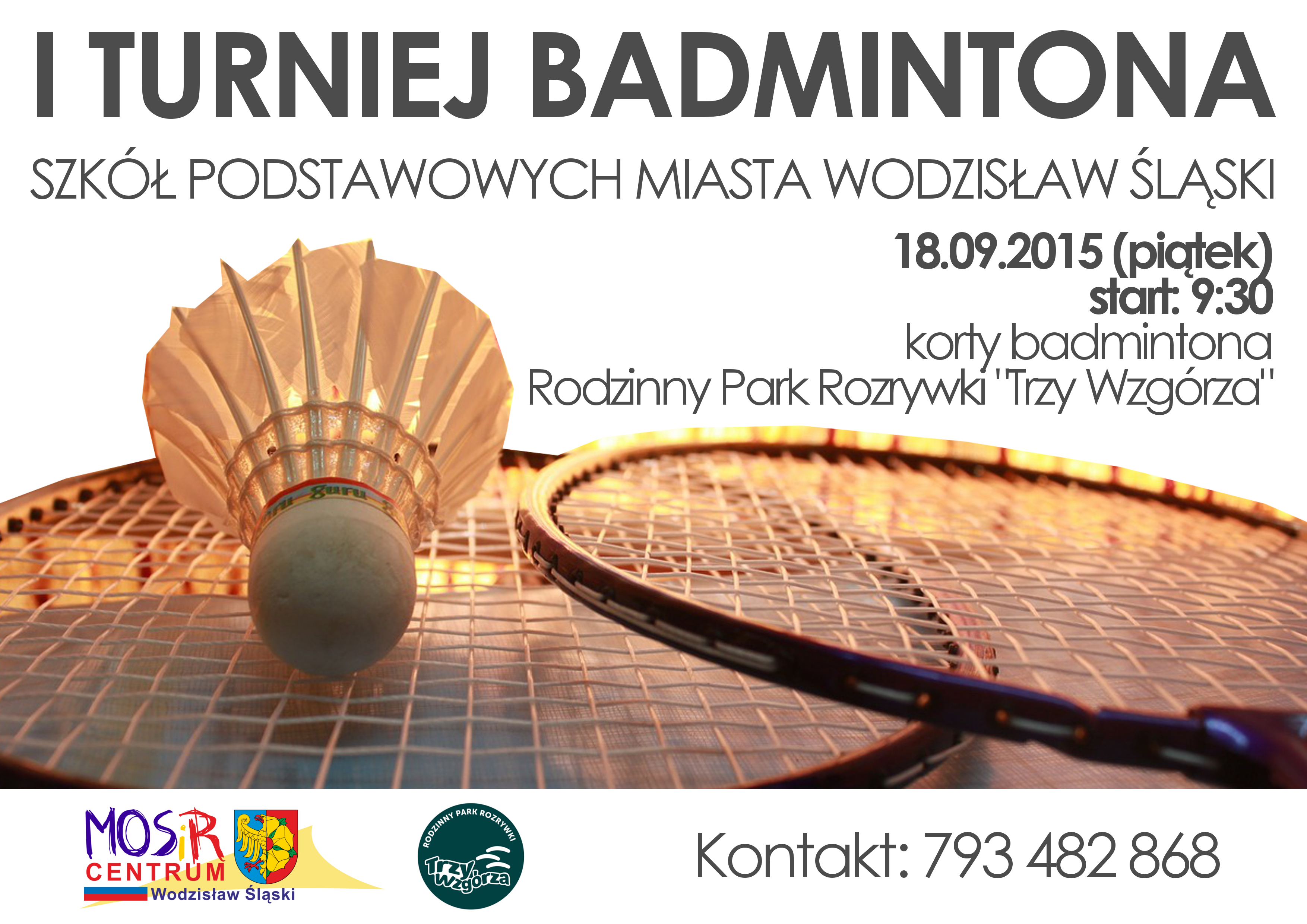 turniej badmintona